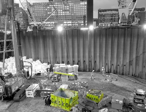 Super Sewer Project | Blackfriars